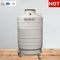 China TianChi liquid nitrogen storage container 60L in Greenland on sale