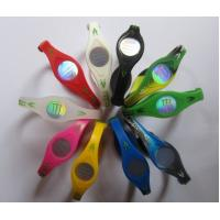 Quality Sell hot m-onster useful powerbracelet healthy balanced wrist band anion designer silicone wholesale