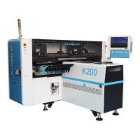 140K chip per hour SMT led smd chip mounter pick and place machine