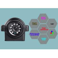 China Vehicle Hidden Camera With Audio , Megapixel Lens Hidden Home Security Cameras on sale