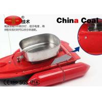 Quality Red Popular Remote Control Fishing Bait Boat Can Fish Automatically wholesale