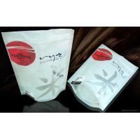 Quality Side Seal Stand up Snack Plastic Bag Packaging with Zipper for Rice wholesale