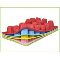 China Silicone Kitchen Bakeware, Silicon Cake Baking Mould, Soap Molds, Ice Cube Tray on sale