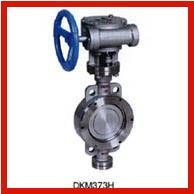 China Manual Operated Wafer Butterfly Valves Cast Iron For Gas , Oil , Water on sale