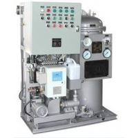 China 0.25 m3/h Capacity with CCS and EC Oily Water Separator on sale