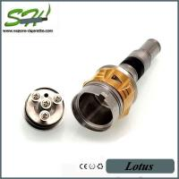 China Rebuildable RDA E Cig Drip Atomizer Mechanical Atomizer RDA Lutos Atomzier on sale