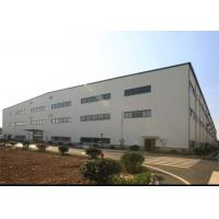 Quality Prefabricated Frame Portal Industrial Shed Buildings Steel Structure Workshop wholesale