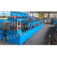 Quality Custom Cold Roll Former , Chain Type C Strut Roll Forming Machine wholesale