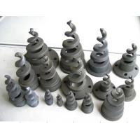 Quality Silicon Carbide Spray Nozzles used in power plant Silicon infiltrated Silicon Carbide (SiSiC) wholesale