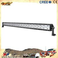 Quality 200w 40inch single row cree led light bar for offroad wholesale