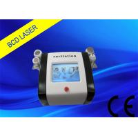 China 8.6 Color Touch Screen Painless Vacuum Ultrasonic RF Cavitation Slimming Machine on sale