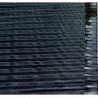 Cheap 1.7 3.35 Meter Black Spiral Polyester Monofilament Mesh For Wide Pinter Machine for sale