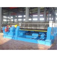 Quality 25 - 30 mm Thickness Plate Rolling Machine 3 Roll Mechanical Plate Bending Machine wholesale