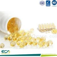 Quality 1000 IU Vitamin E Oil Supplement , Natural Nutrition Supplements Positive Identification wholesale