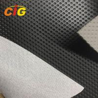 Quality Good Quality  Emboss PVC PU Leather for Car Seat Cover Germany Quality wholesale