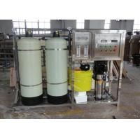 Quality Commercial Brackish Water Desalination System , Brackish Water Ro Plant wholesale