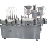 Quality Electric 2l Full Automatic Capping Machine Filling Cider wholesale