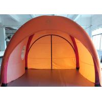 Buy cheap Inflatables Event Tents Waterproof Dome Inflatable Marquee Inflatable Canopy from wholesalers