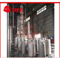 Quality Manual Brandy Commercial Copper Distillery Equipment  Parrot Outlet wholesale