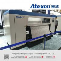 China Atexco Model Y Digital Polyester Textile Sublimation Paper Printer with 4 Kyocera heads 600dpi on sale