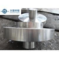 Quality C45 Carbon Steel Hot Rolled  / Hot Forged Ring Normalizing for Gears wholesale