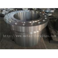 Quality Pressure Vessel Stainless Steel Flange PED Certificates F304 F304L ASTM / ASME-B16.5 wholesale