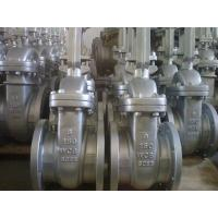 Quality Bolted Bonnet API ASTM A216 WCB Rising Stem  Flanged Gate Valve wholesale