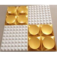 Quality Paintable Waterproof  3d PVC Wall tile for Interior Home/ Hotel Wall decoration wholesale