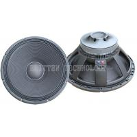 Quality PA Speakers 18 Inch Mid Bass 500W audio speaker , paper cone / cloth surround wholesale