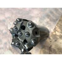Buy cheap Mining Rock Button Drill Bit Normal Shirt Threaded Drilling Bit For Hardened from wholesalers