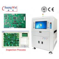 China Offline Debugging AOI Automated Optical Inspection Machine with Double Conveyor Design on sale