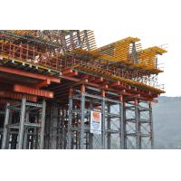 China Dampproof Q235 Steel Bridge Deck Formwork For Concrete Bridge with Solid panel on sale