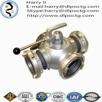 China level handle forged brass ball gas Valves and fittings ball valvebutterfly valve1/16-24 butterfly auto butterfly valve on sale