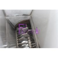 China Industrial Juice Processing Equipment Fruit Crusher Machine With Rotating Knife on sale