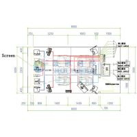 Quality Professional 3D Theatre / 4D cinema system project design with luxury design and different model wholesale