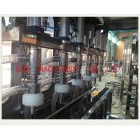 Quality 900 Barrels / H 5 Gallon Barreled Drinking Water Filling Machine Line PLC Controlled wholesale