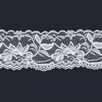 Quality ODM and OEM Acceptembroidery Net Voile Lace, Swiss Net Voile Lace (EMB91) wholesale