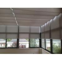 Quality Hot sale Manual kit Semi blackout fabric roller blind with chain rope wholesale