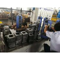 Buy cheap Tube Spiral Welded Pipe Machine / Metal Pipe Welding Automatic Machine from wholesalers