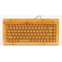 Quality Bamboo Keyboard D8001-2 wholesale