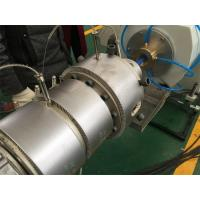 Quality Water Supply PPR Pipe Production Line 75mm - 160mm Compact Structure Design wholesale