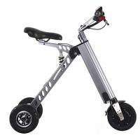 Quality Durable 8 Inch Portable E Bike Electric Folding Scooter 2 Year Quility Warranty wholesale