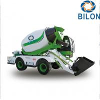 Quality 6.5 CBM CMT6500R Mobile Self Loading Concrete Mixer Drum Rotating Speed 17 Rpm wholesale
