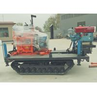 China Multifunctional Geological Drilling Rig Machine , XY-1 Hard Rock Drilling Equipment on sale