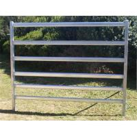 Quality Round Pen Corral Fence Panels For Cattle Sheep Horse Keeping Farm Yard wholesale