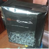 Quality Black Plastic Valve Bags With Printing And Anti - Slip For Packing Carbon Black wholesale
