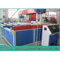 China 55kw WPC Board Production Line Wpc Sheet Machine Anti Chemical Corrosion on sale