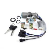 China OE Standard ABS Auto Ignition Switch With Key Set For KIA PRIDE KK13509010 on sale