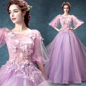 China Elegant Evening Dresses TSJY008 on sale