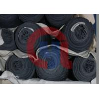 Quality Black Heat Resistant Silicone Rubber , High Heat Capacity EPDM Rubber Material wholesale